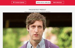 پردازش تصویر - تشخیص چهره